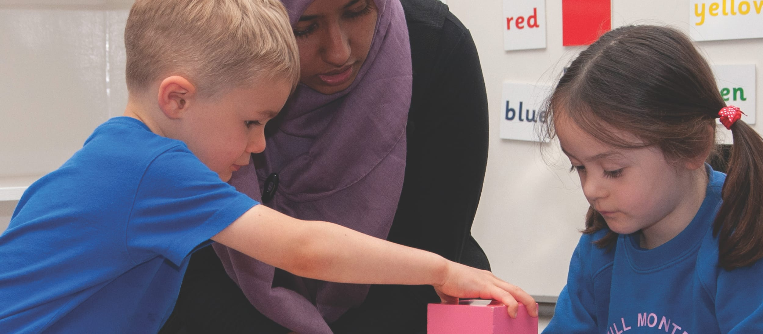 OUTSTANDING MONTESSORI PRE-SCHOOL IN BECKENHAM