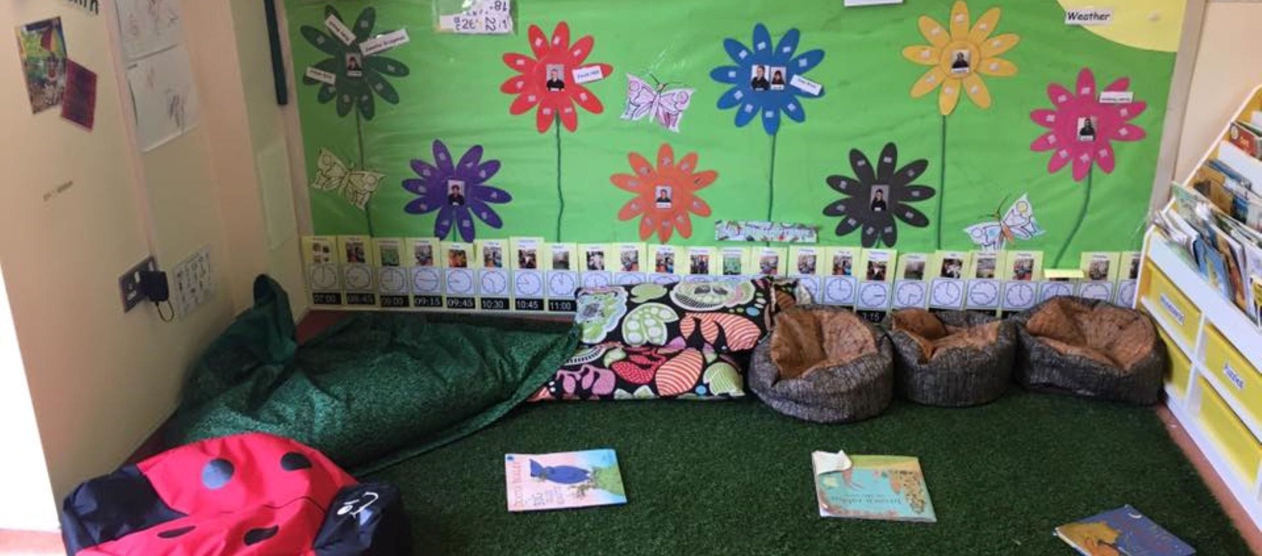 INSPIRING DAY NURSERY IN HARLOW, ESSEX