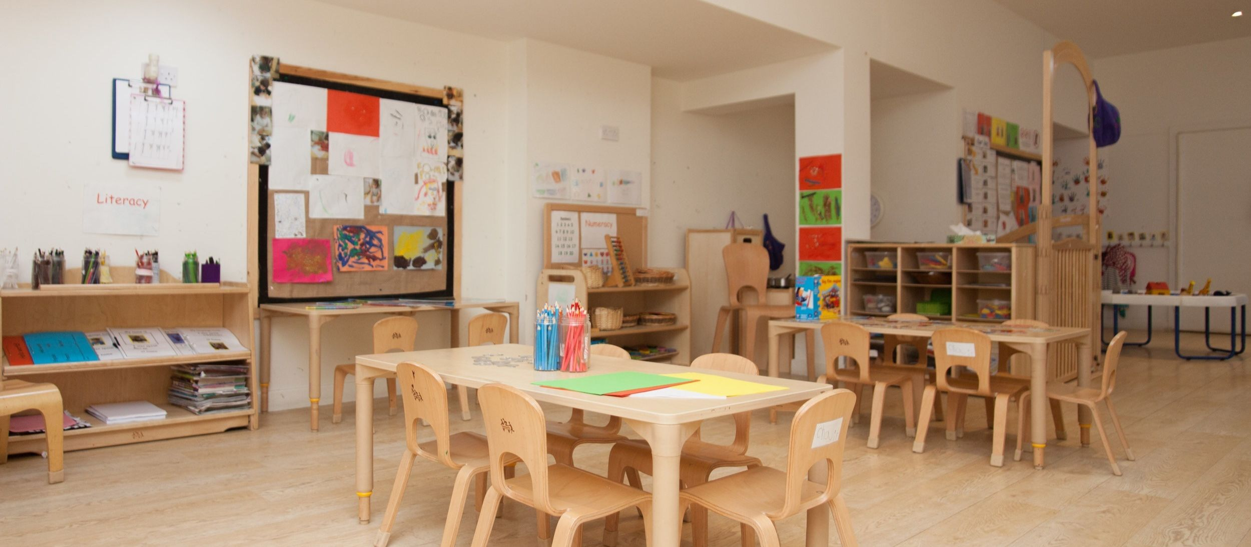 OUTSTANDING DAY NURSERY IN HANWELL