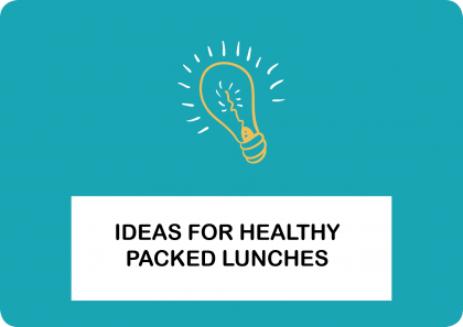 Healthy lunchboxes ideas